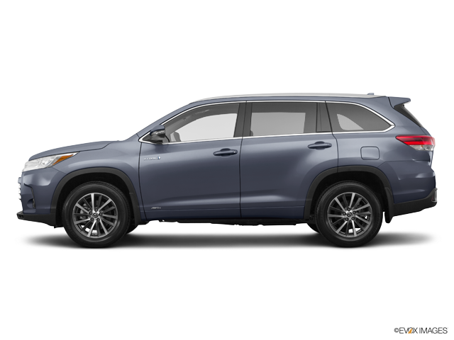 New 2018 Toyota Highlander Hybrid in Mt. Kisco, NY