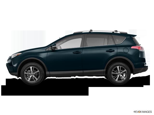 2018 Toyota RAV4 Hybrid Hybrid SE