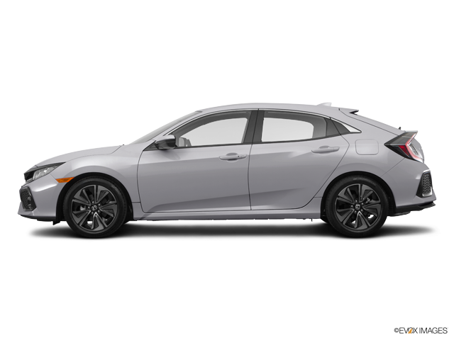 New 2018 Honda Civic Hatchback in Santa Rosa, CA