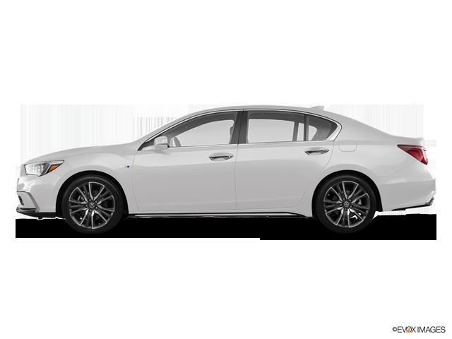 2018 Acura RLX Sport Hybrid w/Advance Pkg