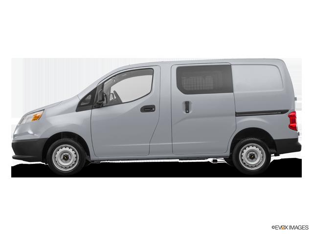 New 2018 Chevrolet City Express Cargo Van in Tulsa, OK