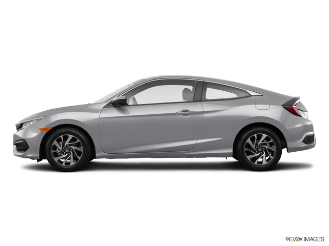 2018 Honda Civic Coupe LX-P
