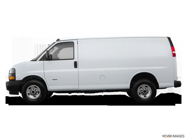 2018 GMC Savana Cargo Van Work Van