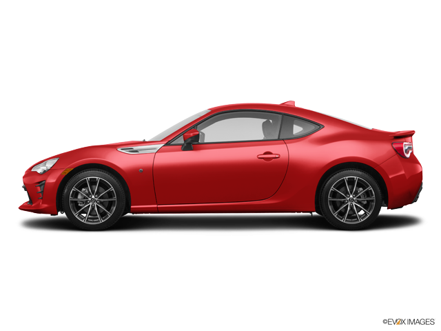 2018 Toyota 86 GT Manual w/Black Accents