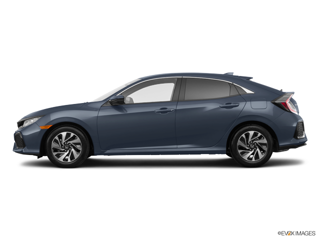 New 2018 Honda Civic Hatchback in Saratoga Springs, NY