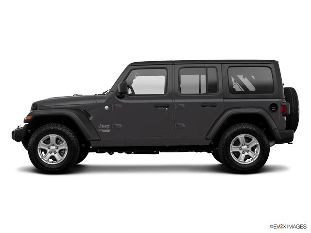 2018 Jeep Wrangler Unlimited Sport S 4x4