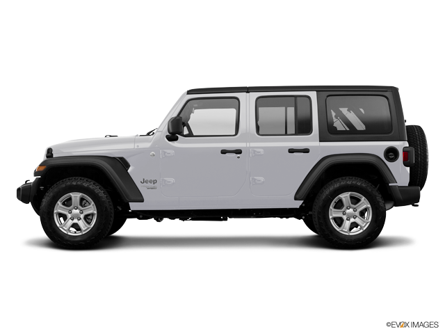 New 2018 Jeep Wrangler Unlimited in Pearl City, HI