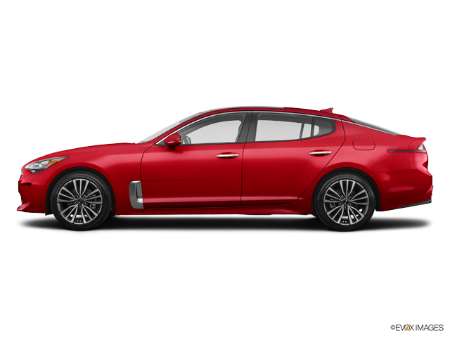 New 2018 KIA Stinger in Concord, NH