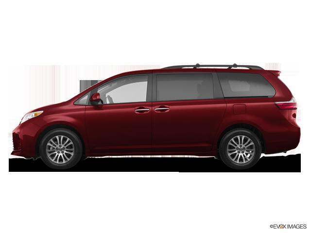 2018 Toyota Sienna LE 8 Passenger