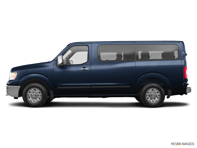 New 2018 Nissan NV Passenger in Medina, OH