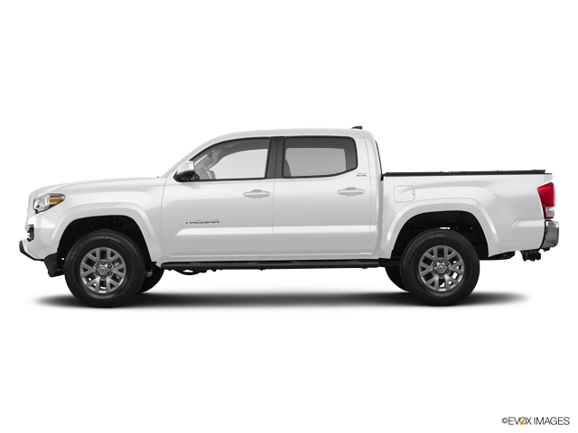 2018 Toyota Tacoma Limited Double Cab 5' Bed V6 4x4 AT