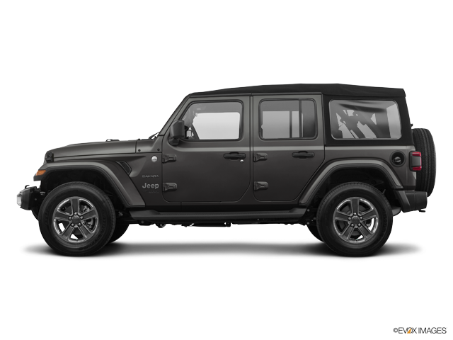 New 2018 Jeep Wrangler Unlimited In New Orleans, LA