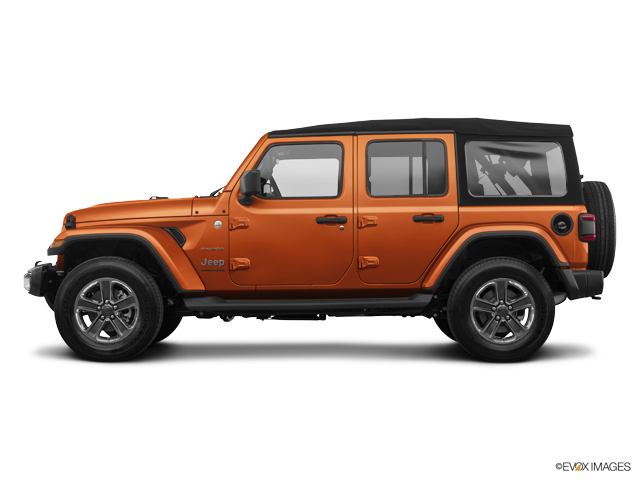 New 2018 Jeep Wrangler Unlimited in Orlando, FL