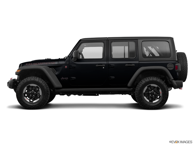 2018 Jeep Wrangler Unlimited Rubicon