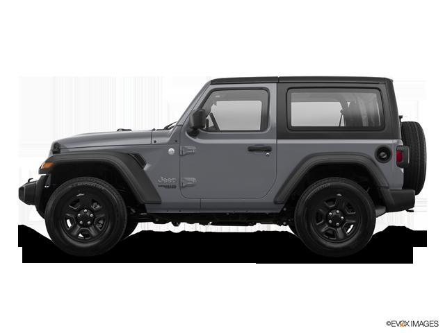New 2018 Jeep Wrangler in Florence, AL