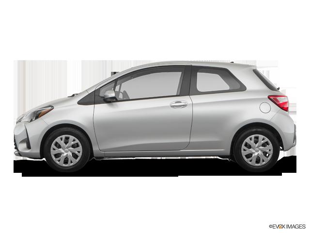 2018 Toyota Yaris 3-Door LE Auto