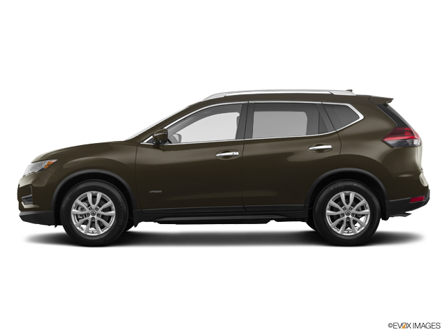 2018 Nissan Rogue SL Hybrid
