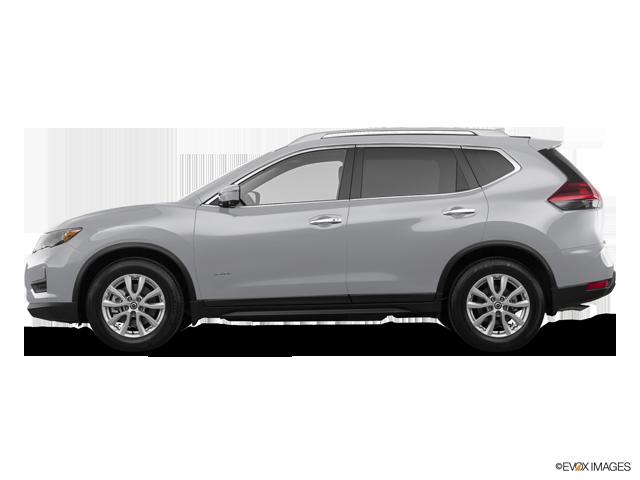 2018 Nissan Rogue SV Hybrid