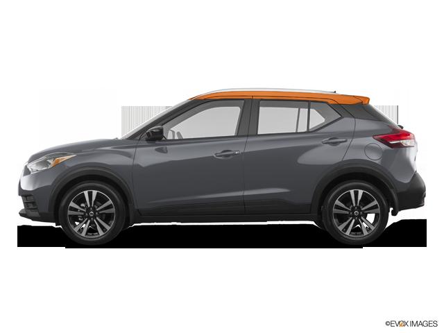 2018 Nissan Kicks SV
