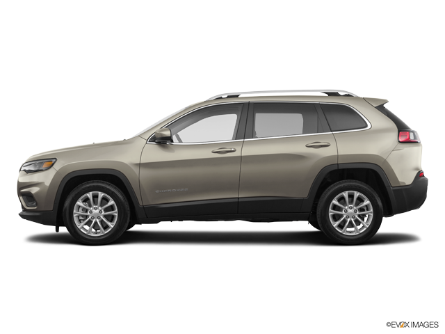 New 2019 Jeep Cherokee in Owasso, OK