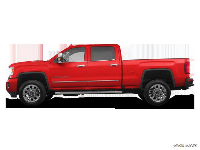 2019 GMC Sierra 2500HD Base