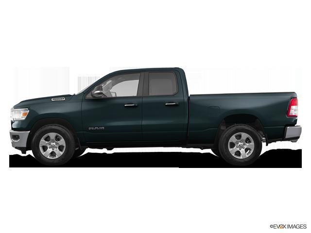 """2019 Ram 1500 Big Horn/Lone Star 4x2 Quad Cab 6'4"""" Box"""
