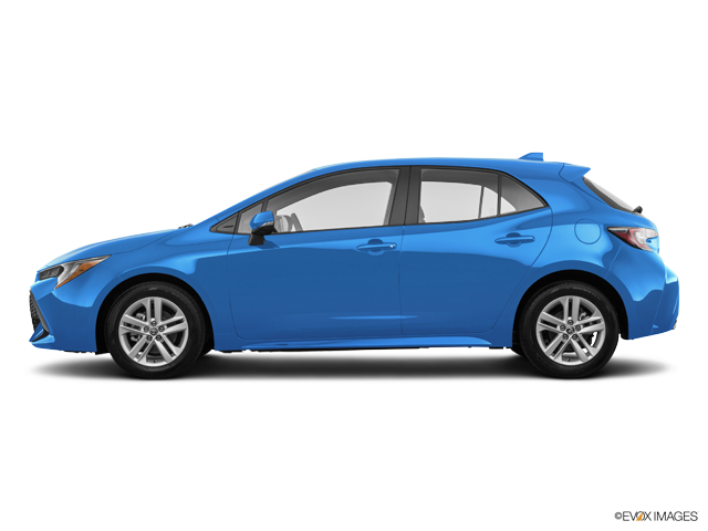 New 2019 Toyota Corolla Hatchback in Paducah, KY