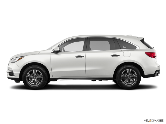 New 2019 Acura MDX in Tallahassee, FL