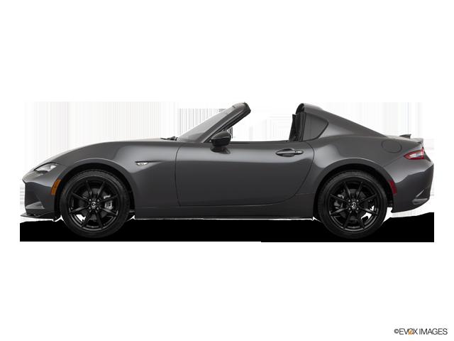 New 2019 Mazda MX-5 Miata RF in Honolulu, Pearl City, Waipahu, HI