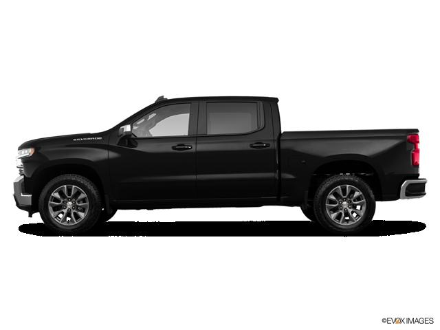 New 2019 Chevrolet Silverado 1500 In Tulsa, OK