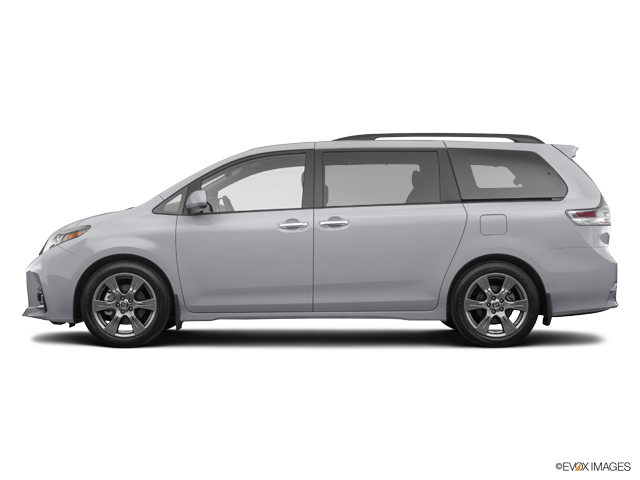New 2019 Toyota Sienna in Claremont, CA
