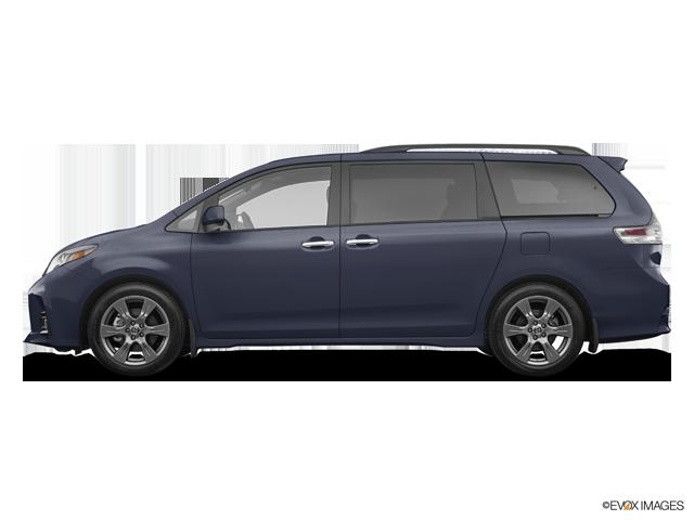 New 2019 Toyota Sienna in Laramie, WY