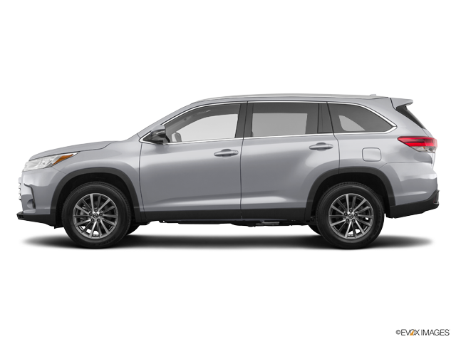 New 2019 Toyota Highlander in Johnson City, TN