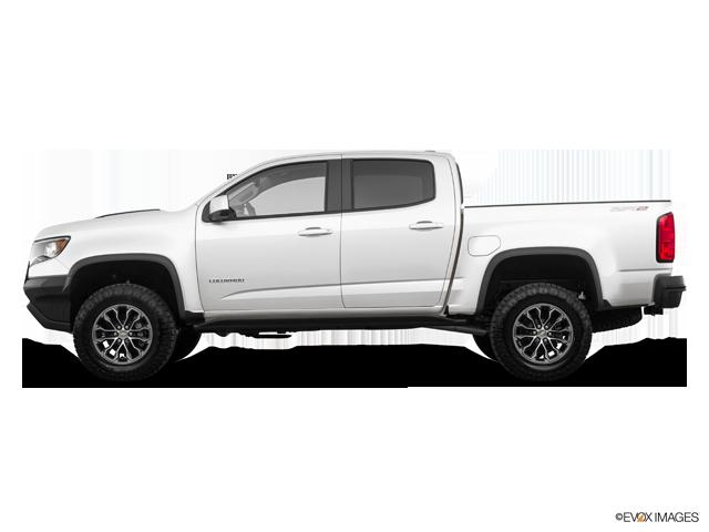 2019 Chevrolet Colorado 4WD LT