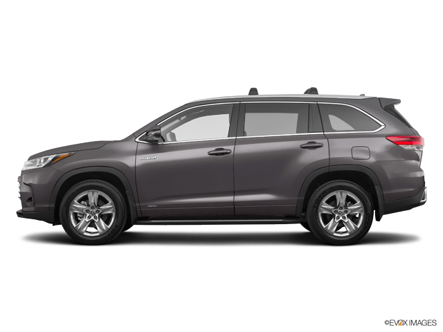New 2019 Toyota Highlander Hybrid in Berkeley, CA