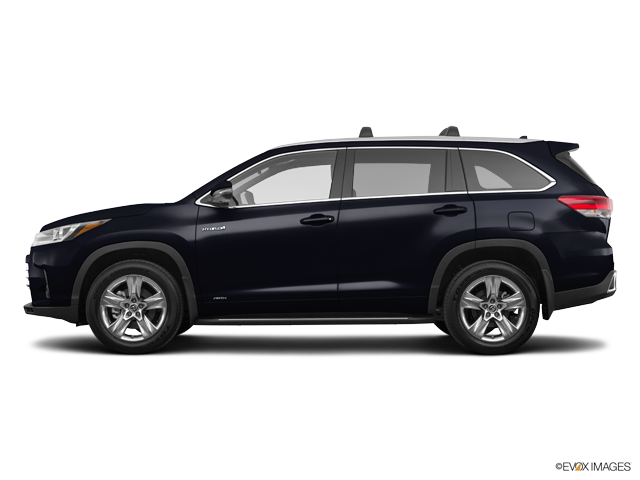 New 2019 Toyota Highlander Hybrid in Cape Girardeau, MO