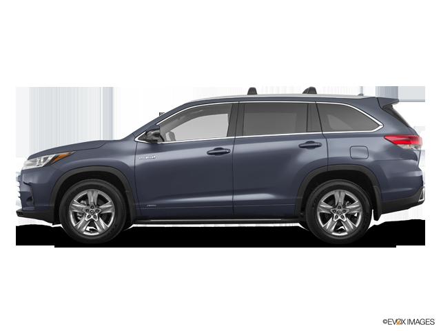 2019 Toyota Highlander Hybrid Hybrid LE