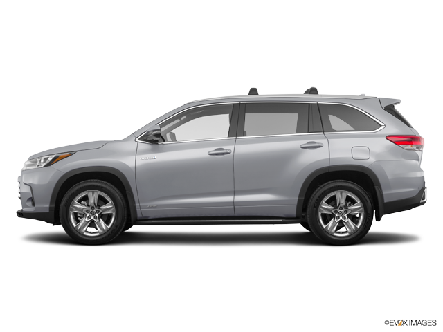 2019 Toyota Highlander Hybrid Hybrid Limited Platinum
