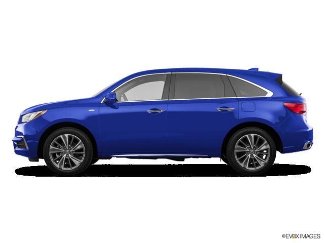 2019 Acura MDX Sport Hybrid w/Advance Pkg
