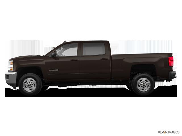 2019 Chevrolet Silverado 2500HD SILVERADO 2500 2WD LT DBL CAB
