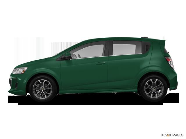 New 2019 Chevrolet Sonic in Loganville, GA