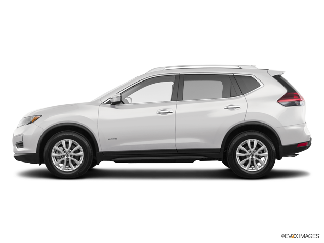 New 2019 Nissan Rogue in North Salt Lake, UT