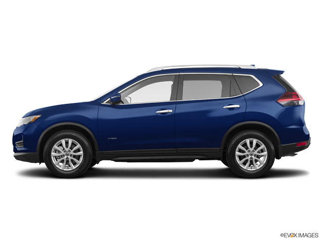 New 2019 Nissan Rogue in Orlando, FL