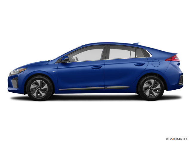 New 2019 Hyundai Ioniq Hybrid in Olathe, KS
