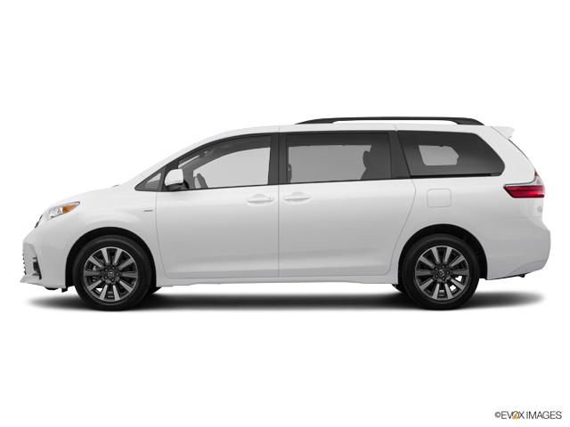 2019 Toyota Sienna LE