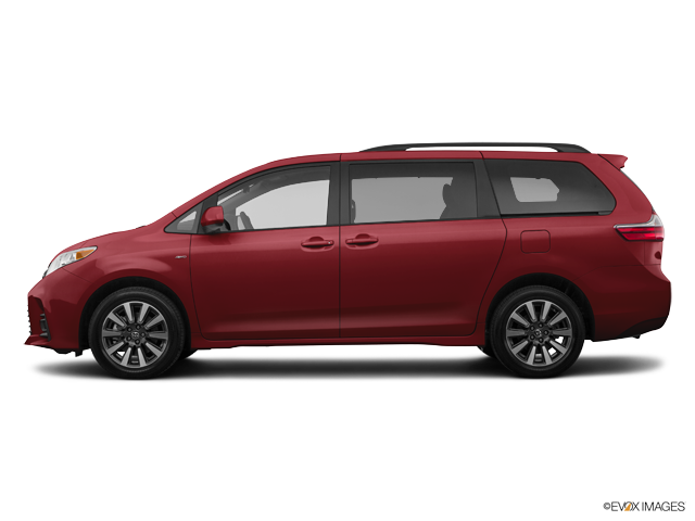New 2019 Toyota Sienna in Gilroy, CA