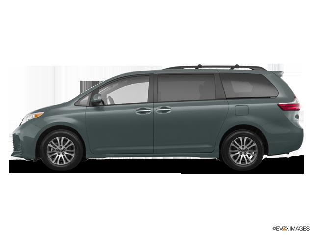 2019 Toyota Sienna Limited Premium
