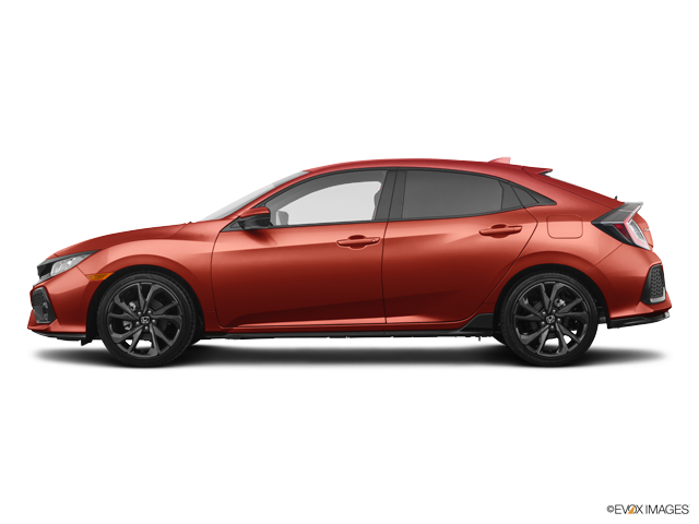 New 2019 Honda Civic Hatchback in Dothan, AL