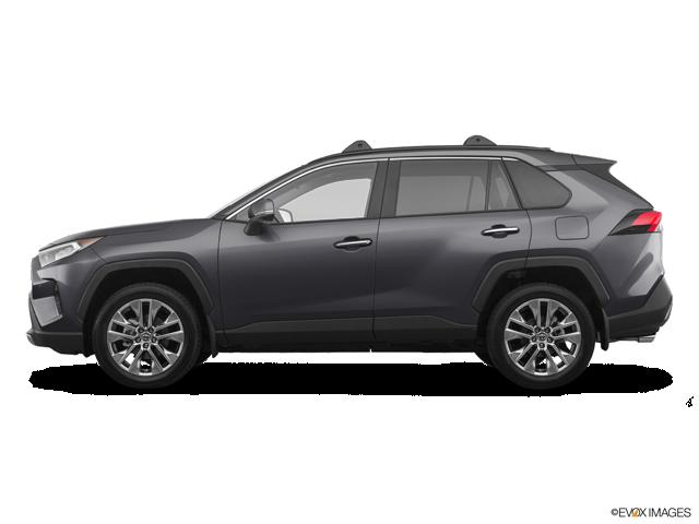 New 2019 Toyota RAV4 Hybrid in Paducah, KY