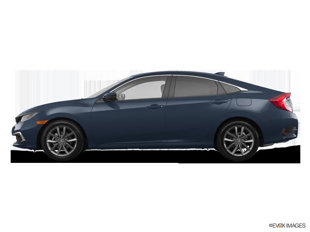 New 2019 Honda Civic Sedan in Dothan, AL